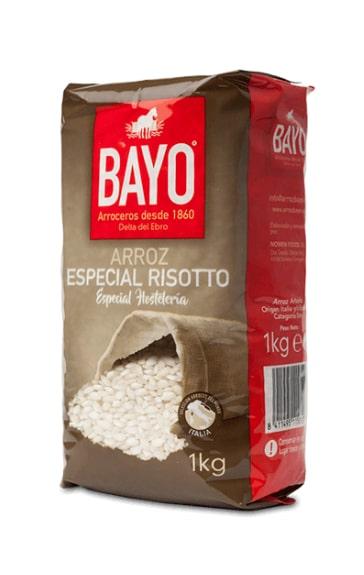 Arroz especial risotto