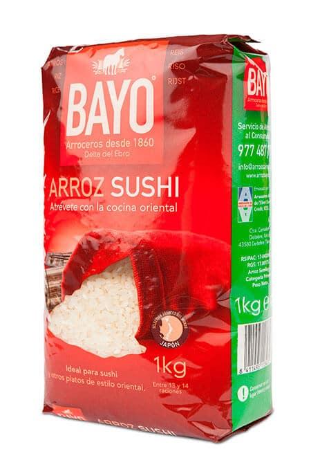 Arròs sushi